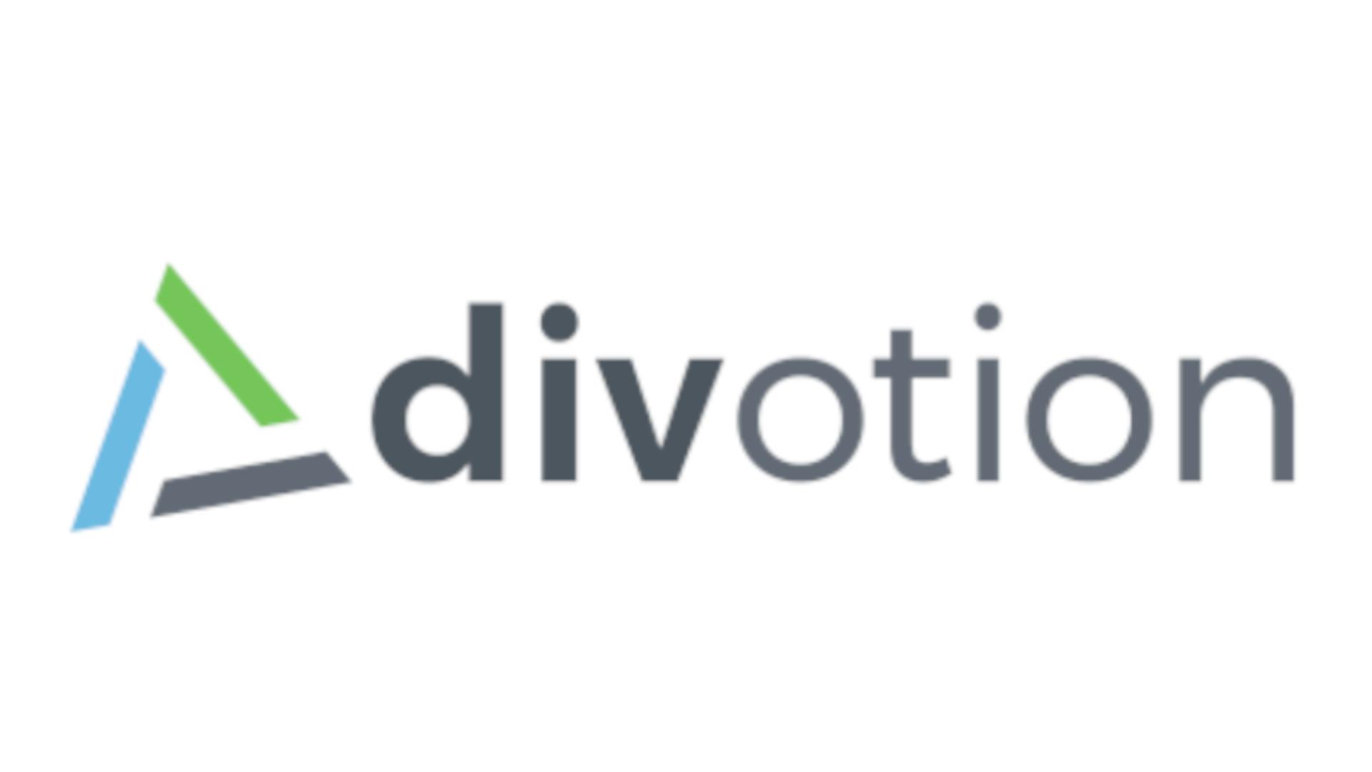 'Logo van Divotion'