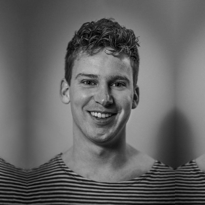 'Zwart-wit foto van Jasper Derikx'